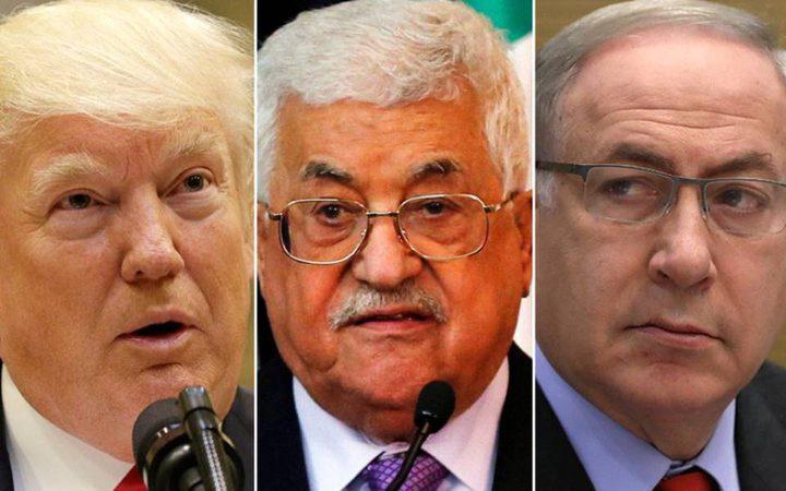 صحيفة: ترامب يحضر للقاء الرئيس عباس ونتنياهو