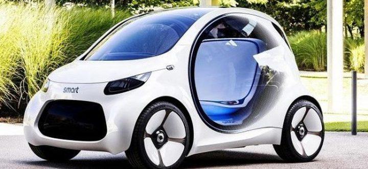 ابتكار جديد.. سيارة من دون مقود ودواسات
