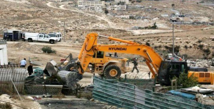 تقرير: الاحتلال هدم أكثر من ألف منزل بالنقب العام الماضي