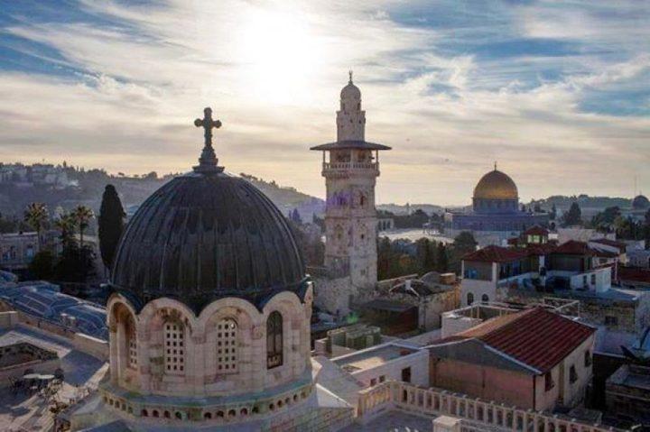 قضية تسريب العقارات تتفاعل .. كنائس القدس تندّد