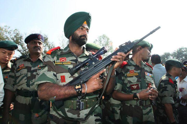 مسؤول هندي: نستعد لحرب على جبهتين