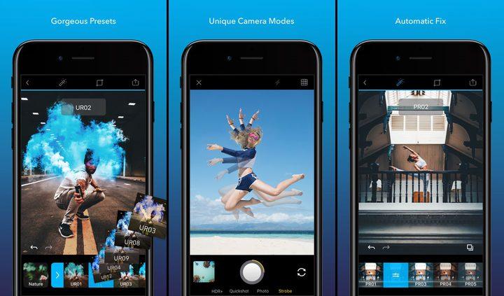 تطبيق يحسن جودة الصور في هواتف آيفون