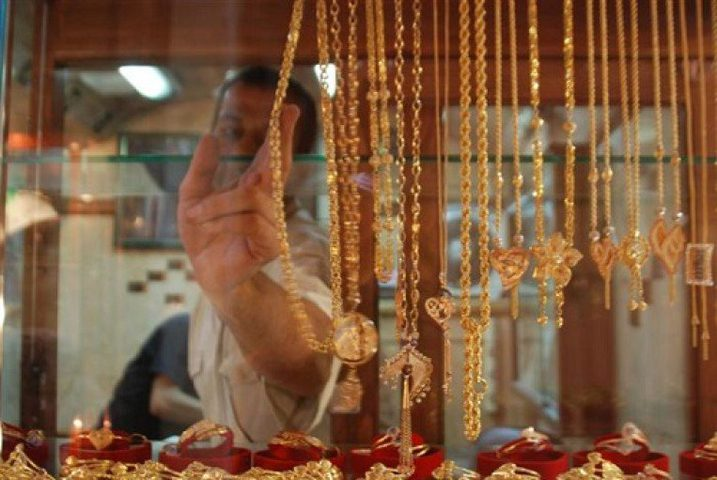 اسعار الذهب في فلسطين اليوم الخميس