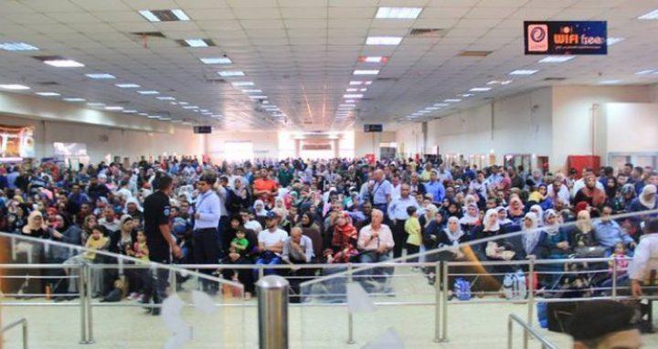 الاحتلال يمنع ثمانية مواطنين من السفر