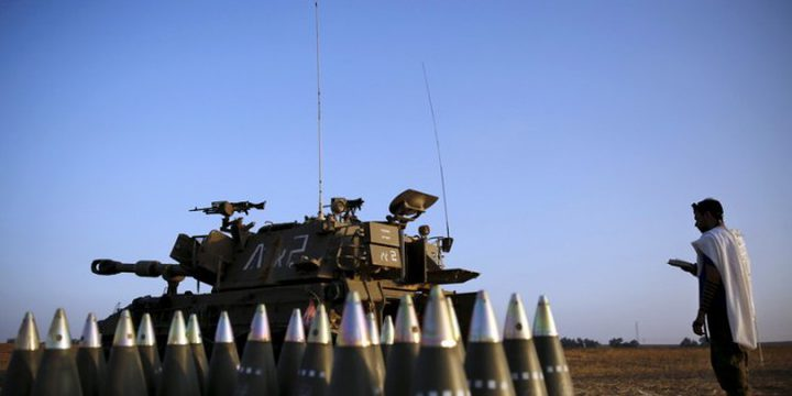 إسرائيل تقصف منشأة سورية
