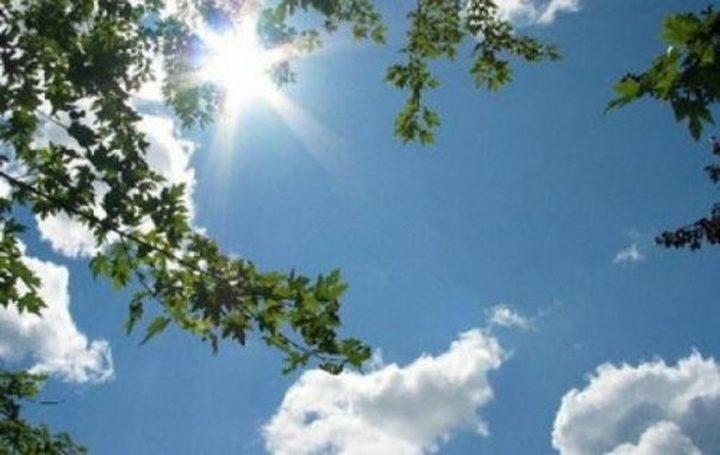 حالة الطقس: درجات الحرارة حول معدلها السنوي