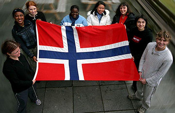 سكان النرويج الأكثر سعادةً