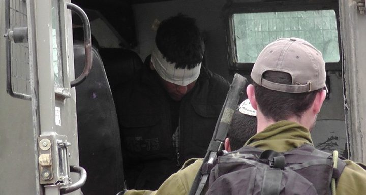 إعتقال (14) مواطنًا من الضفة والقدس