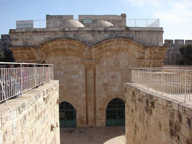 خاص: الكشف عن مخطط لإقامة كنيس بمنطقة باب الرحمة