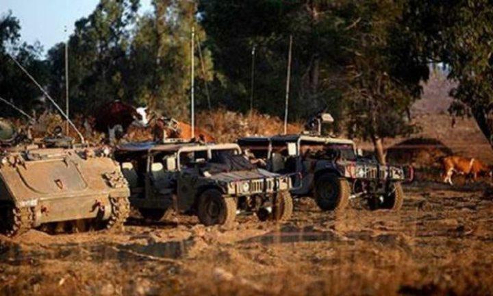 جيش الاحتلال يتوغل في ريف القنيطرة