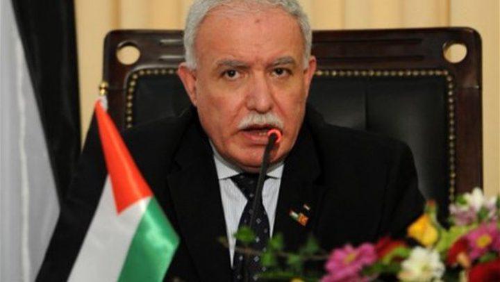 الخارجية: الجانب الفلسطيني سيواصل التعاون لإستئناف المفاوضات