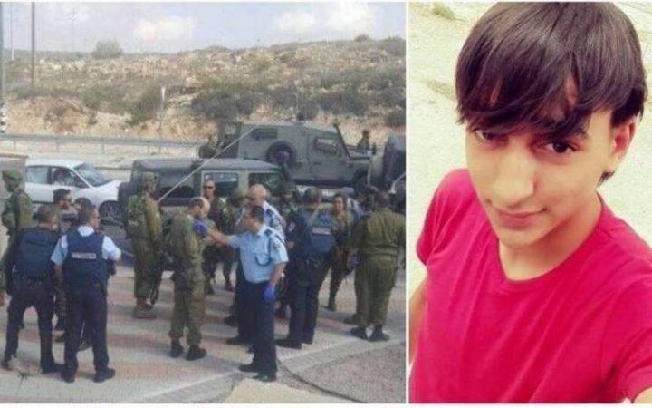 اليوم... الإحتلال يسلم جثمان الشهيد قتيبة زهران