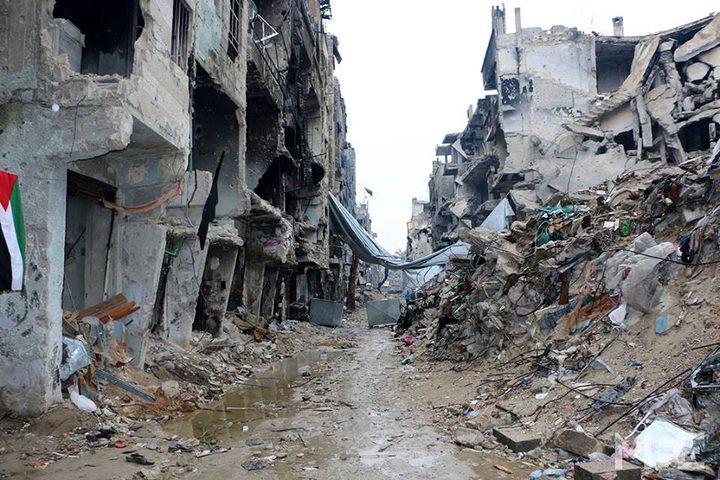إستشهاد 4 آلاف لاجئ فلسطيني في سوريا