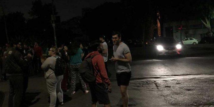 زلزال عنيف بقوة 8 درجات يهز جنوب المكسيك