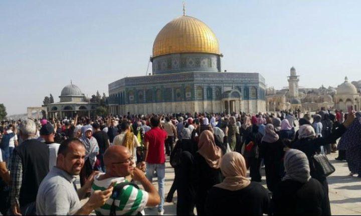 تحذير فلسطيني من قرار الاحتلال إغلاق مكاتب الأوقاف بالأقصى