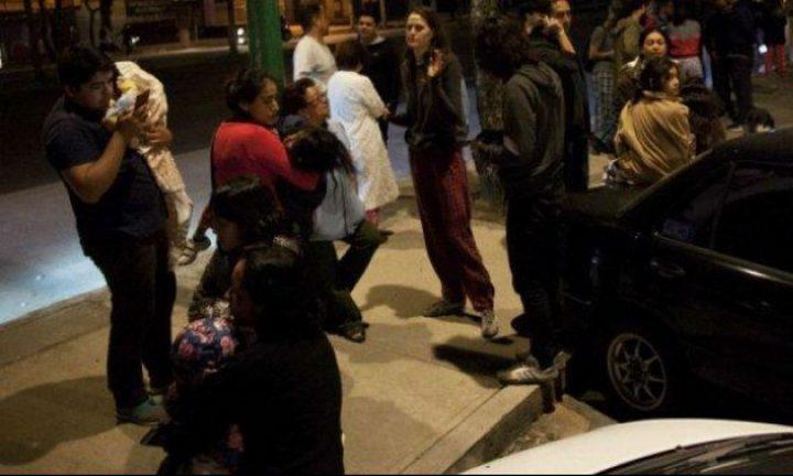 61 قتيلًا ضحايا زلزال المكسيك