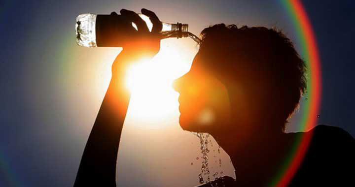 الطقس: الحرارة أعلى من معدلها العام بحدود 5 درجات
