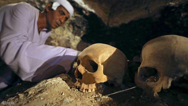 اكتشاف مقبرة فرعونية لصانع مجوهرات ملكي