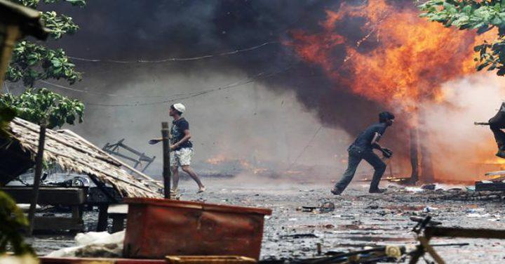 الاردن يدعو لتحرك دولي فوري لوقف اعمال العنف ضد الروهينغا في بورما
