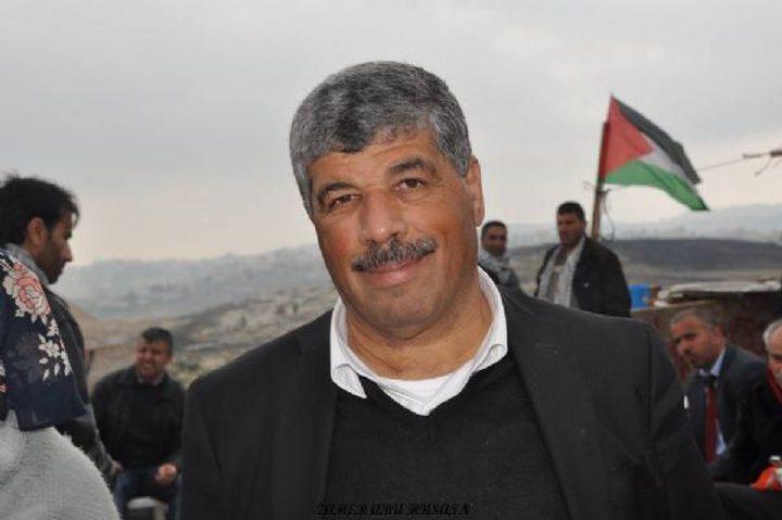 """عساف لـ""""النجاح"""": """"عيمحاي"""" مؤامرة إسرائيلية لتقسيم الضفة لكانتونات"""