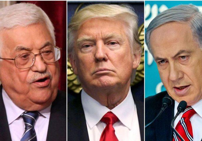 الخطة الأمريكية للتسوية بين الجانبين الفلسطيني والاسرائيلي