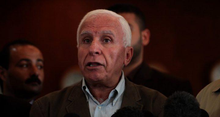 الأحمد: سأتوجه للقاهرة خلال أيام لمتابعة ملف المصالحة
