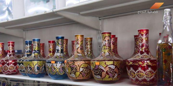 صناعة الزجاج والخزف في الخليل