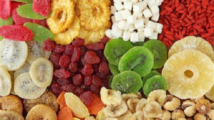 هل الفاكهة المجففة مفيدة للصحة؟