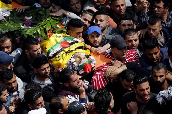 """خطر التهجير يتفاقم .. """"اوتشا"""": الاحتلال قتل 19 فلسطينيا منذ مطلع العام"""