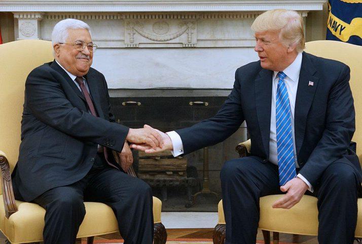 ترامب يلتقي الرئيس عباس في نيويورك