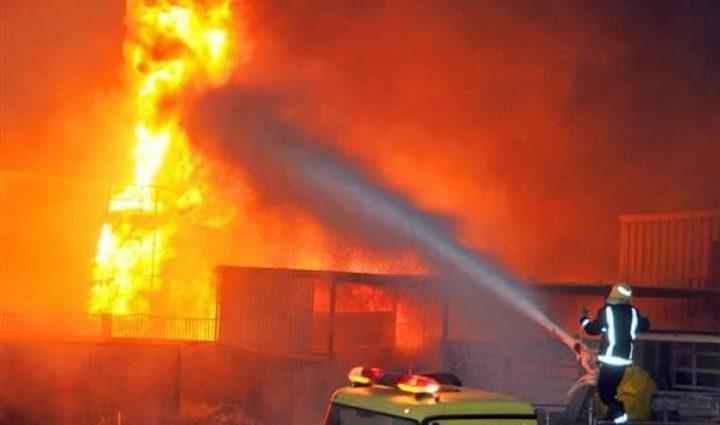 مصرع ثلاثة أطفال في حريق بمخيم صيفي جنوب أوكرانيا