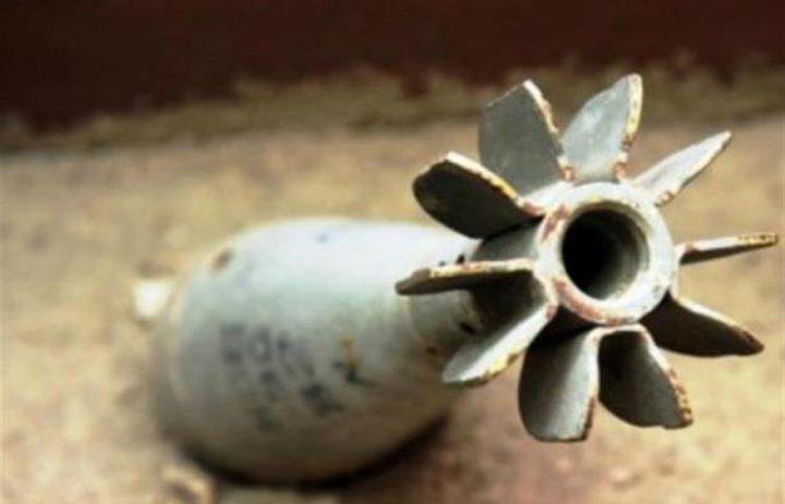 سقوط قذيفة هاون في رفح اطلقت من الاراضي المصرية