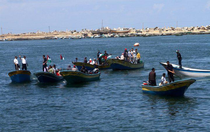 ورشة عمل لبحثأوضاع صيادي قطاع غزة