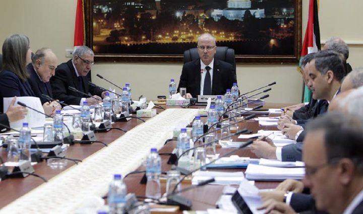 الحكومة ترحب بالجهود المصرية لإنهاء الانقسام