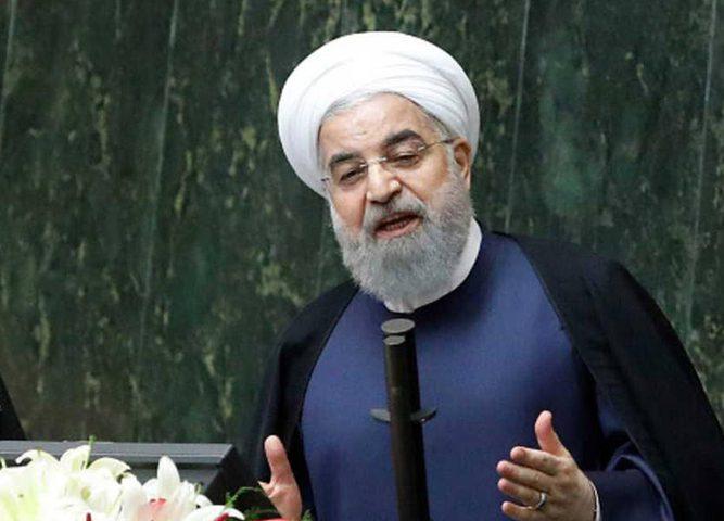 """روحاني """"يدعو أميركا للعشاء"""" في نيويورك"""