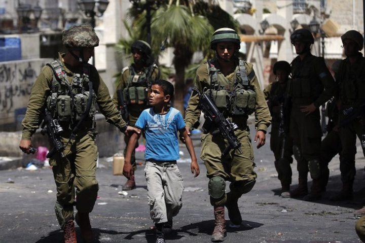 أطفال أسرى: تعرضنا للتنكيل خلال اعتقالنا
