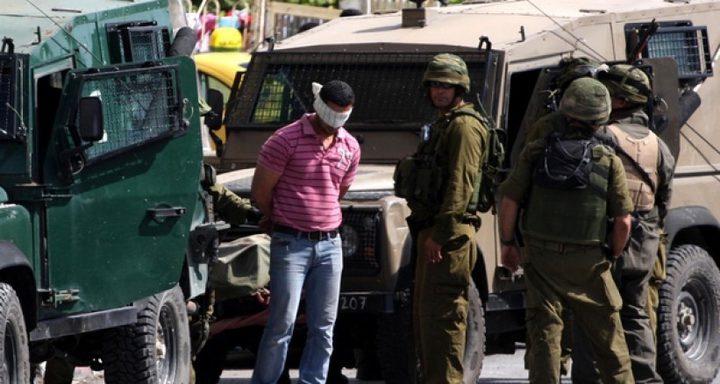 إعتقال مقدسيين بزعم رشقهم لسيارة مستوطنين
