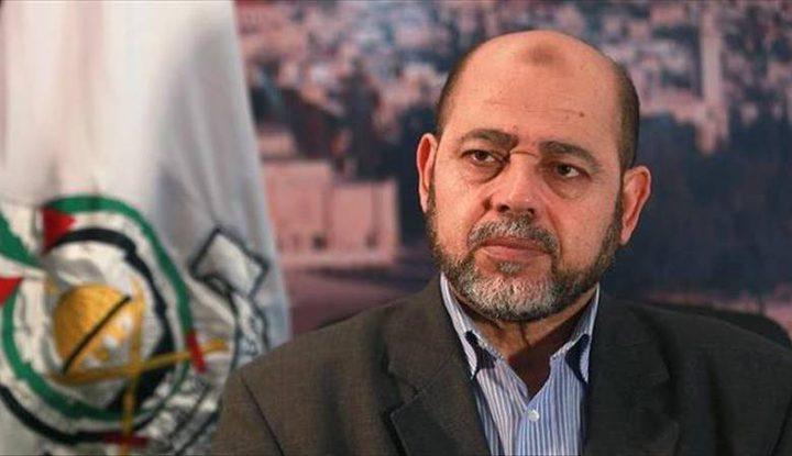 وفد من حماس يصل موسكو لبحث المستجدات السياسية