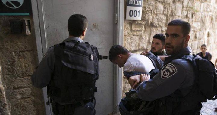 الاحتلال يزعم اعتقال خلية في القدس