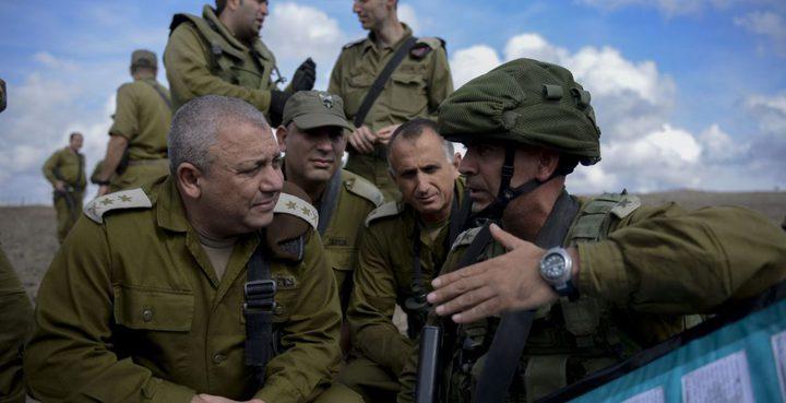 آيزنكوت: حماس ستتكبد خسائر فادحة في حال بادرت بالهجوم
