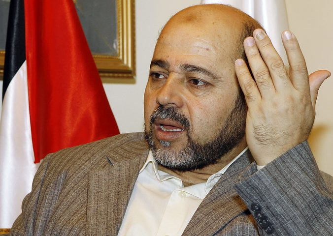 أبو مرزوق: مستعدون لتقاسم مسؤولية الحرب والسلام