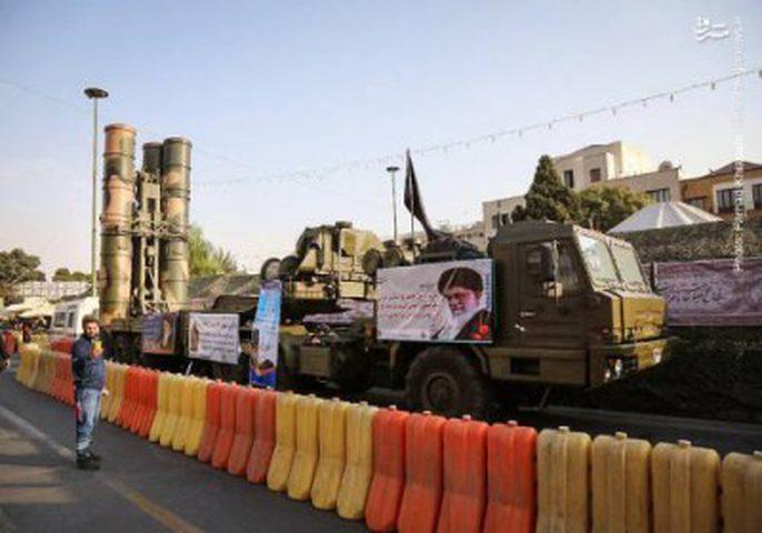 صواريخ اس 300 في وسط طهران والولايات المتحدة تدين