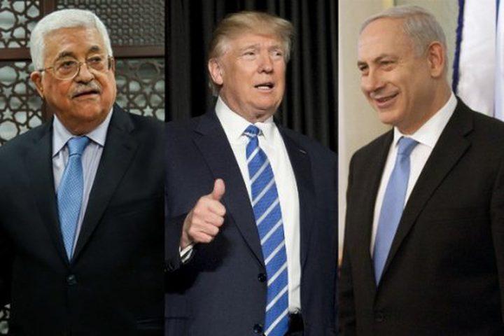 """ترامب يخطط: سلام بحدود """"تدريجية"""" لفلسطين!"""