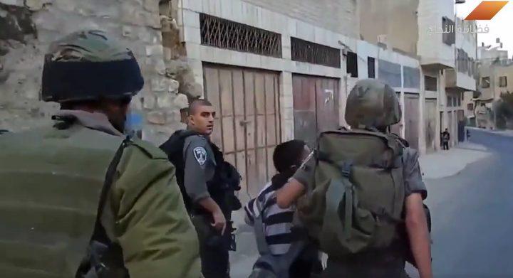 الاحتلال يكثف من إعتقال الأطفال دون سن الثامنة عشر