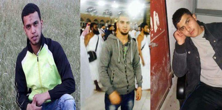 نيابة الاحتلال تلتزم بعدم دفن شهداء دير أبو مشعل بمقابر الأرقام