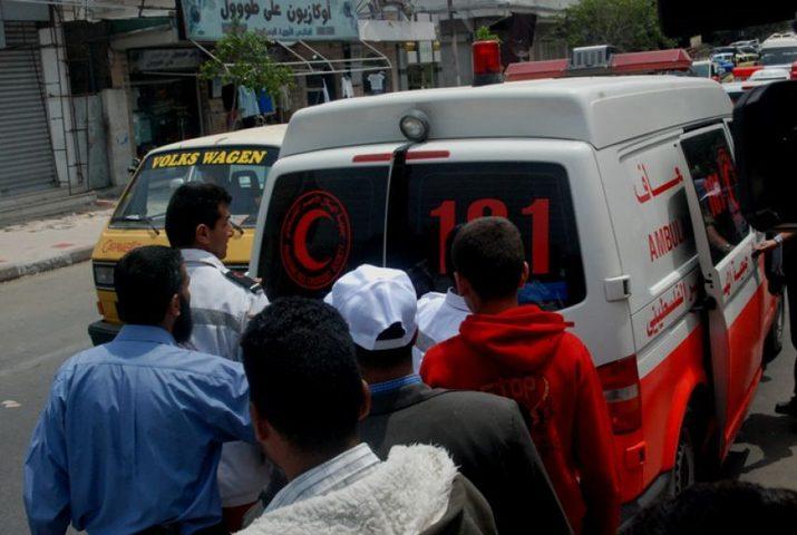 مصرع مواطنة بحادث دهس في قطاع غزة