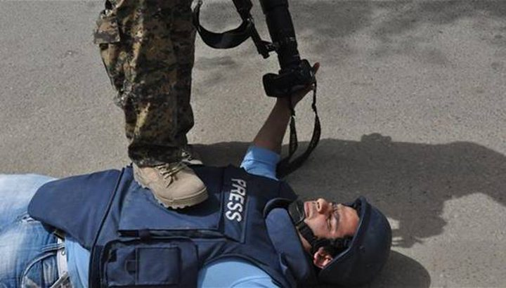 انتهاكات تستخدم ضد الصحفيين بشكل مفرط