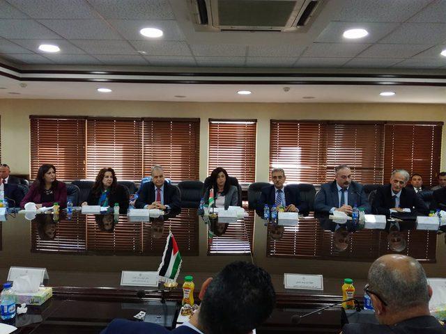 اللجنة التحضيرية العليا الأردنية الفلسطينية المشتركة تتفق على آليات تعزيز التعاون