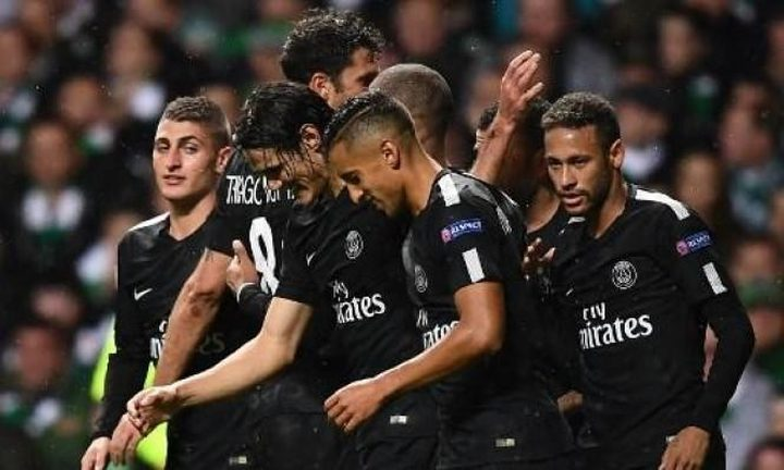 باريس سان جيرمان مهدد بالإقصاء من دوري أبطال أوروبا