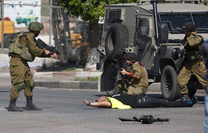 """""""الإعلام"""": الاحتلال يُنفّذ الإعدام الميداني والقتل البطيء منذ عقود"""